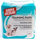 Simple Solution Puppy Training Pads 56 ST