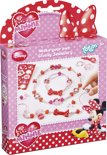 Disney I love Minnie Mouse Glossy Jewellery - Sieradenset