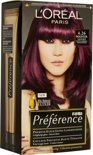 L???Or??al Paris F??ria Pr??f??rence 4.26 Booster Pure Purple Intens Aubergine