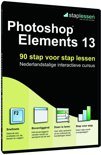 Staplessen voor Adobe Photoshop Elements 13 - Nederlands/ Windows/ DVD
