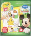 Crayola Color Wonder - kleurboek Mickey Mouse