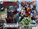 Marvel - Avengers Metalen Plaat