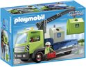 Playmobil City action:containerwagen (6109)