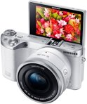 Samsung NX500 - 16-50mm - Systeemcamera - Wit