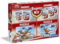 Clementoni Planes super kit 4 in 1