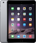 Apple iPad mini 3 Wi-Fi 64GB space grijs       MGGQ2FD/A