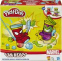 Play-Doh Marvel Jars