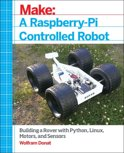 Make a Raspberry-Pi Controlled Robot