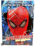The Amazing Spiderman spellenboek met stickers