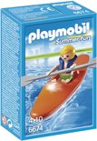 Playmobil Kinderkajak  - 6674