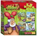 Studio 100 Puzzel plop 4 in 1