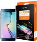 Spigen Curved Crystal Screenprotector Samsung Galaxy S6 edge - SGP11537