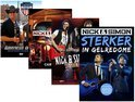 Nick & Simon - 4 DVD Package (The American Dream / Live In Carré / Symphonica In Rosso / Sterker In Gelredome)