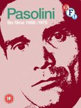 Pasolini Six Films 1968 - 1975 (7-Disc set) (Blu-ray + DVD)  (import zonder NL ondertiteling)