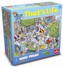 That's Life Puzzel - Village
