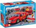 Playmobil Sportwagen met Werkplaats - 4321