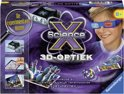 Science X 3D Optiek - Experimenteerdoos