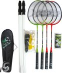 XQ Max BS400 - Badminton Set - 4 spelers - Multi