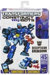Transformers Construct Bots - Decepticon Breakdown