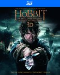 The Hobbit 3: The Battle Of The Five Armies (3D & 2D Blu-ray)