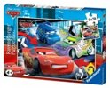 Ravensburger 2 in 1 Cars Dolle Race