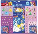 Princess Mega Stickerset 500Dl