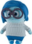 TOMY - Disney Inside Out - Verdriet - 35 cm - Knuffel