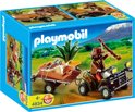 Playmobil Safari Quad - 4834