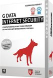 G Data Internet Security 2015 - 3 Users (Dutch)