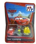 Disney Cars tiny toppers a