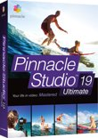 Pinnacle Studio 19 Ultimate - Nederlands / Engels / Frans / Windows