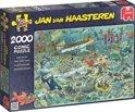 Jan van Haasteren Onderwater Wereld - Puzzel - 2000 stukjes