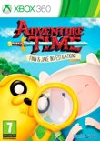 Adventure Time, Finn & Jake Investigations  Xbox 360