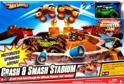 Hot Wheels Monster Jam Crash & Smash Arena