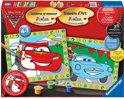 Ravensburger Cars Schilderen op Nummer Junior