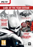 Batman, Arkham City (GOTY Edition) (DVD-Rom)