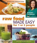 Raw Food Made Easy for 1 or 2 People