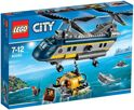 LEGO City Diepzee Helikopter - 60093
