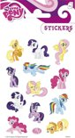 Stickers My Little Pony 3 vellen