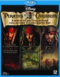 Pirates Of The Carribean 1-3