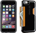 Speck iPhone 6 4.7 inch CandyShell Card (Black / Slate Grey Core 3)