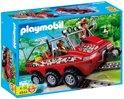 Playmobil Amfibievoertuig Van De Schattenjagers - 4844