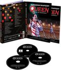 Hungarian Rhapsody - Queen Live In Budapest (Deluxe Edition, 2Cd+Dvd)