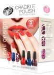 Rio Crackle Nail Polish Party Collection NCRP