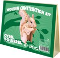 Animal Construction Kit - Cyril the Squirrel