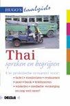 Hugo's taalgids 16. Thai spreken en begrijpen