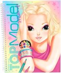 Topmodel make-up boek