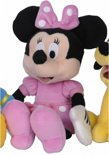Pluche Minnie Mouse knuffel 20 cm