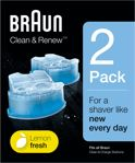 Braun Clean&Renew 2Pack    (S)