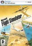 Flight Simulator X Deluxe Edition